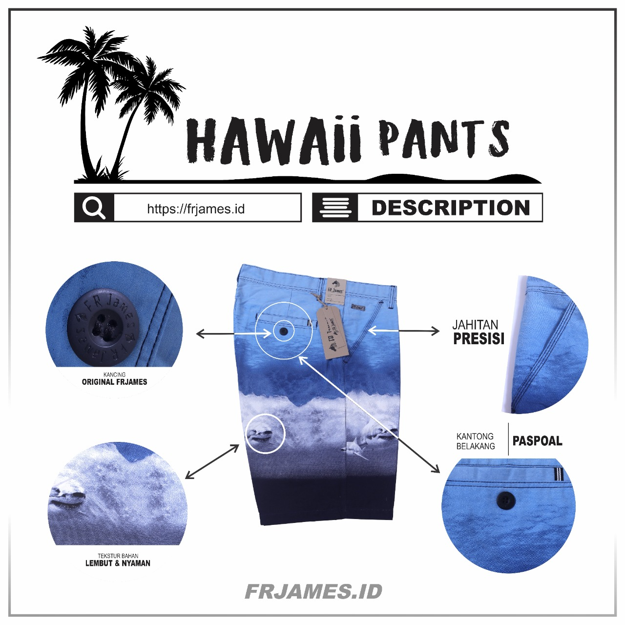 Hawaii Desc
